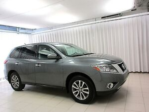 2015 Nissan Pathfinder 3.5S 4WD SUV w/ CRUISE, A/C, POWER GROUP,