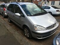 2005/55 ford galaxy 1.9 diesel 7 seater 6 speed