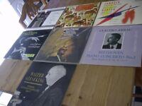 Keyboard Music. 33rpm 7 Albums. Solomon, Walter Gieseking, Nicholas Danby, Leonard Cassini.....Retro