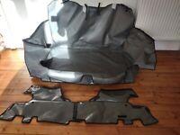 Hatchbag bootliner for Skoda Yeti