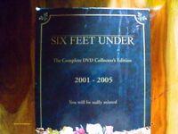 Six Feet Under - complete - all 5 seasons
