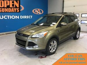 2013 Ford Escape SEL NAVI! 4X4! SUNROOF! LEATHER!