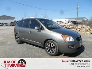2012 Kia Rondo EX-V6 Luxury 7-Seater LEATHER SUNROOF