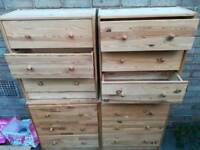 Set's of drawers