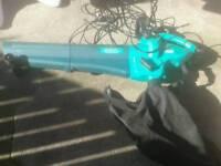 Garden blower& vac