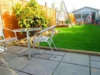 DOUBLE furnished room* shared house*£450 pcm* All inclusive* professionals ONLY*SN2 IDE*