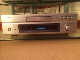 DENON 3930 DVD player. Mint condition with instruction book and remote.