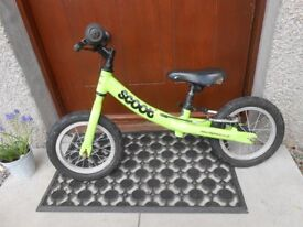 Balance Bike - scoot ridgeback