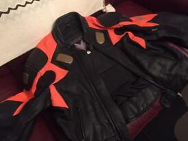 FRANK THOMAS MOTIR BIKE JACKET