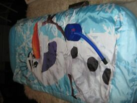 Olaf junior bed