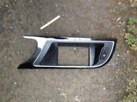 Audi A5 or s5 plastic on the dash an gearbox plastic