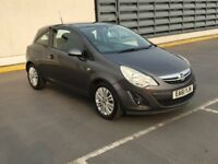VAUXHALL CORSA 1.2 EXCITE LOW MILEAGE