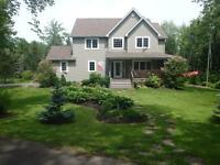 Beautiful Moncton Home for Sale with 2 Acres