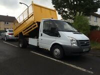 *** ford transit t350 115 tipper 59 plate swap px car van ***
