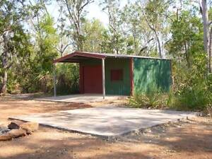 BOAT/ ANYTHING STORAGE SHED 6X6M LOCKUP SHED Dundee Beach Finniss Area Preview