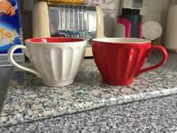 Set of Jamie Oliver cups