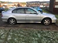 honda accord 2.0 vtec 150bhp se executive top of the range with full leather low miles long mot