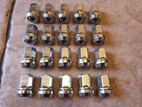 Nissan Alloys Wobble Nuts M12x1.25mm