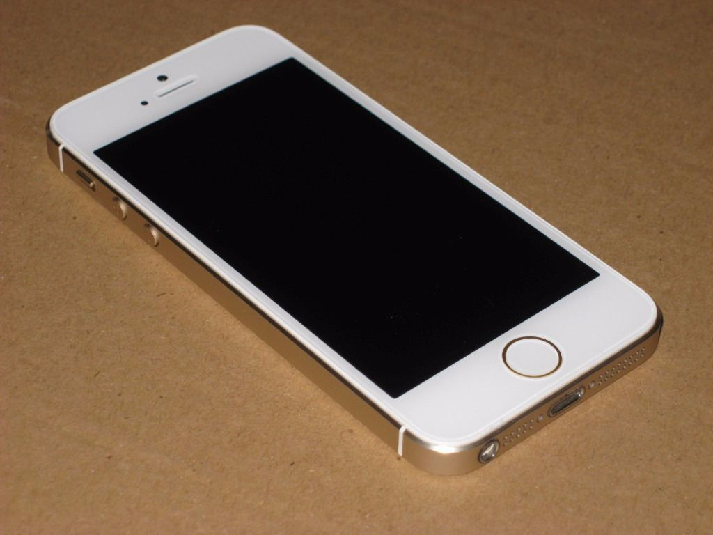 IPhone 5S Gold Second Hand 16GB Unlocked To Any Network