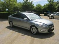 Ford Mondeo ZETEC BUSINESS EDITION TDCI 2014 (silver) 2014