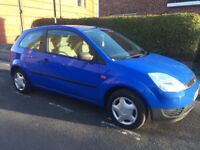 Ford Fiesta 12 month MOT service history, very clean£895