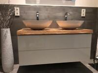 Ablage Holz, Badezimmer Ausstattung und Möbel | eBay Kleinanzeigen