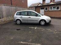 Ford C-Max 2006 in silver long mot lots of room px options available