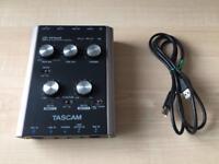 Tascam US-144 MkII audio interface