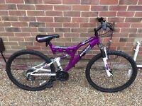 """Woman Donlop 26 """"bike"""