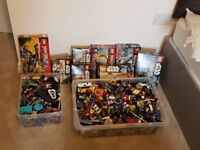Lego from over 60 individual sets