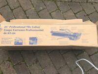 Qep 25'' Professional Tile Cutter