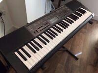 Casio CTK 2200 Electric Keyboard and Keyboard Stand