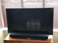 "TV 50"" LCD Panasonic"
