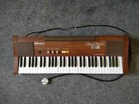 Roland Piano Plus 60 Keyboard HP-60 Vintage Rare