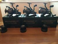 SHIMANO BAITRUNNER XT 10000RB X3 MINT CONDITION