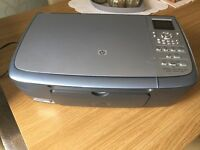 HP All-in-one printer, scanner and copier