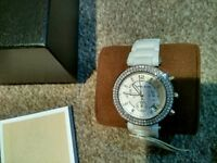 Micheal Kors ORIGINAL ladies watch with crystals