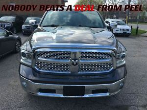 2015 Ram 1500 Laramie **ONE OWNER**CAR PROOF CLEAN**