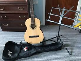 Fender ESC80 3/4 guitar