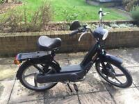 Piaggio Vespa Ciao Px Catalyzed 49cc Vintage Moped Mobylette 2 pounds for 130km!