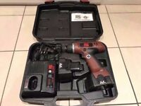 Cordless Hammer Drill with charger. in Original Case