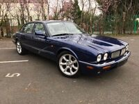 Jaguar XJR 2001 X308 (Full Service History) 12 stamps in book-Non Niksal Engine 370 bhp-HPI clear