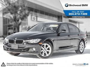 2013 BMW 3 Series 328i xDrive Premium Package! One Owner! No Acc