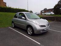 Nissan Micra Urbis 1.2 3door 2005