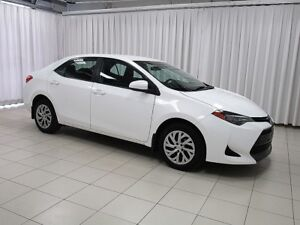 2017 Toyota Corolla WOW!! DONT MISS OUT!! RARE LOW KMS 2017 LE C