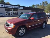 2008 Jeep Grand Cherokee LIMITED DIESEL!TV/DVD LOADED!