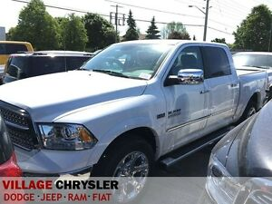 2016 Ram 1500 LARAMIE CREW CAB/ HEMI/3.92 AXEL/LEATHER