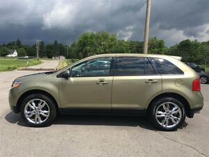 2013 Ford Edge SEL - LOADED - LEATHER - MOON - NAV