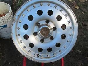 4---16 in Polished Alloys---6 x 139.7mm x 78mm c/b (Chevy)