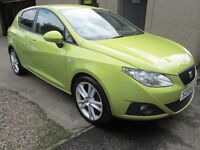 Ibiza 1.4 16V SPORT 85PS,F/S/HISTORY, 12 MONTHS MOT, SERVICED, 3 MONTHS WARRANTY,12 MONTHS AA COVER